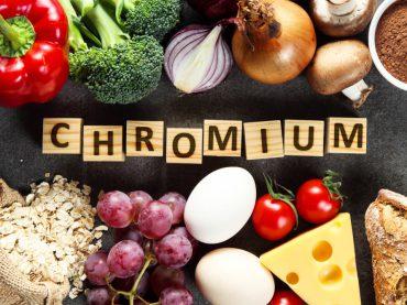 โครเมียม มีประโยชน์อย่างไร