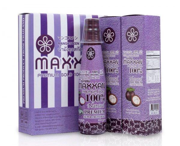 maxxanberry organic