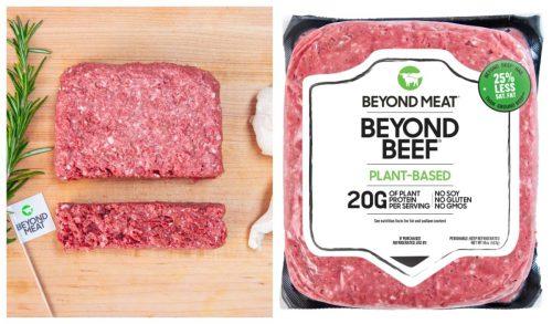 beyond meat ทำมาจากอะไร